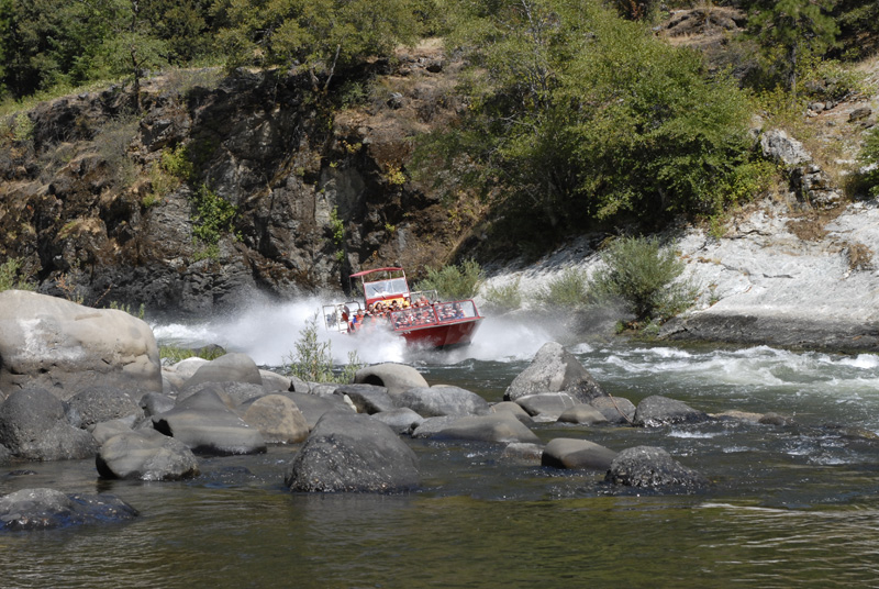 104 mile wilderness whitewater rogue jets for Devils lake oregon fishing