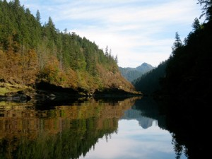 Clay Hill Still Water, Rogue River