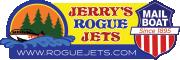 Jerry's Rogue Jets Logo